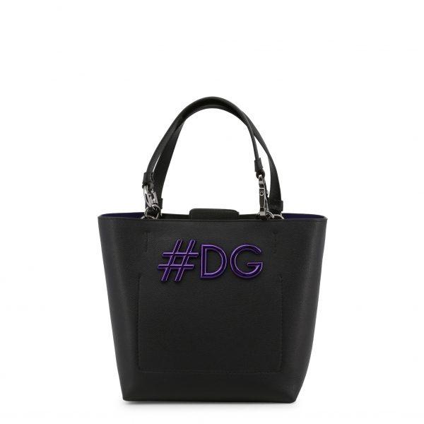 Ženska torbica Dolce&Gabbana Black